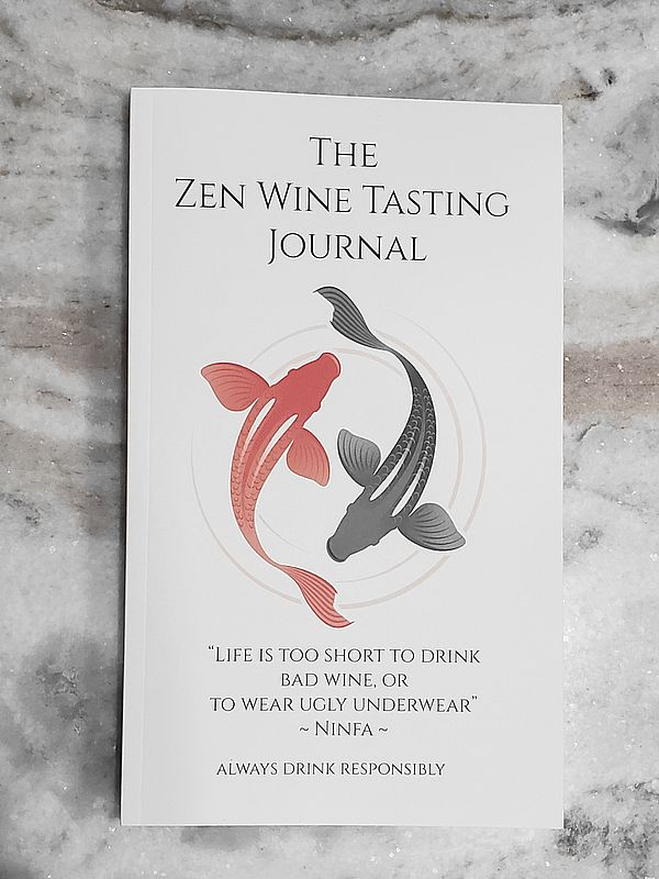 The Zen Wine Tasting Journal
